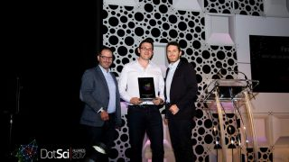 RecommenderX Win Startup DatSci Award!